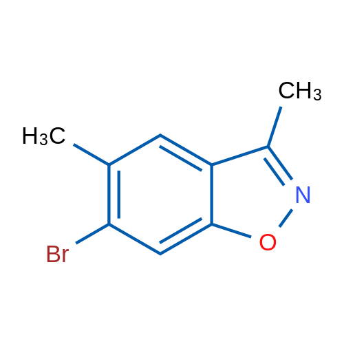 6-Bromo-3,5-dimethylbenzo[d]isoxazole
