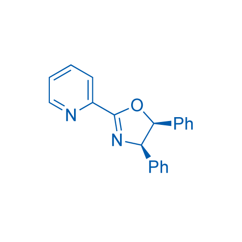 (4R,5S)-4,5-Diphenyl-2-(pyridin-2-yl)-4,5-dihydrooxazole