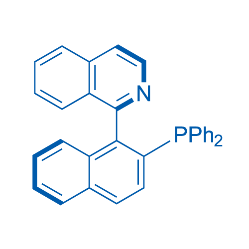 (R)-1-(2-(Diphenylphosphanyl)naphthalen-1-yl)isoquinoline