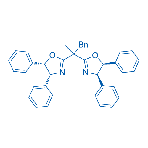(4R,4'R,5S,5'S)-2,2'-(1-Phenylpropane-2,2-diyl)bis(4,5-diphenyl-4,5-dihydrooxazole)