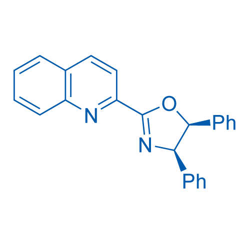 (4R,5S)-4,5-Diphenyl-2-(quinolin-2-yl)-4,5-dihydrooxazole