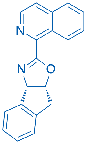 (3aS,8aR)-2-(Isoquinolin-1-yl)-8,8a-dihydro-3aH-indeno[1,2-d]oxazole