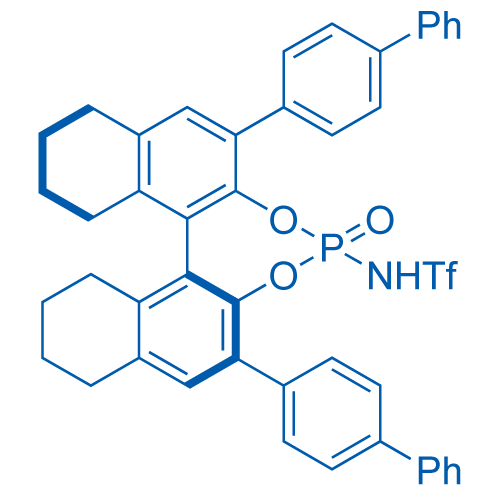 (S)-N-(2,6-Di([1,1'-biphenyl]-4-yl)-4-oxido-7a,8,9,10,11,11a,12,13,14,15-decahydrodinaphtho[2,1-d:1',2'-f][1,3,2]dioxaphosphepin-4-yl)-1,1,1-trifluoromethanesulfonamide