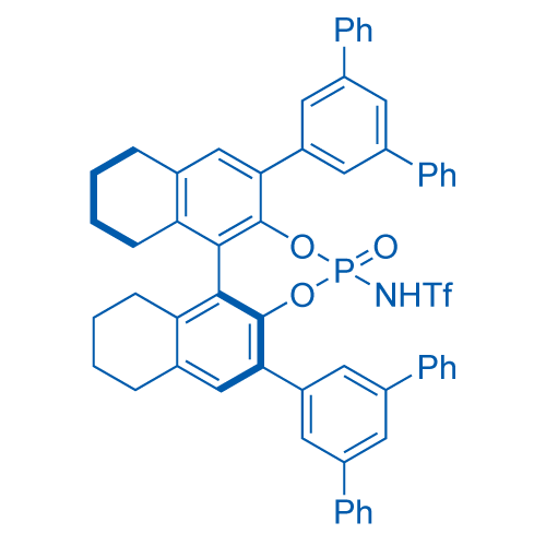 (S)-N-(2,6-Di([1,1':3',1''-terphenyl]-5'-yl)-4-oxido-7a,8,9,10,11,11a,12,13,14,15-decahydrodinaphtho[2,1-d:1',2'-f][1,3,2]dioxaphosphepin-4-yl)-1,1,1-trifluoromethanesulfonamide