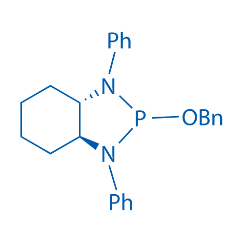 (3AS,7aS)-Octahydro-1,3-diphenyl-2-(phenylmethoxy)-1H-1,3,2-benzodiazaphosphole