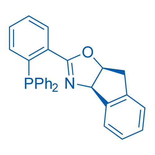 (3AR,8aS)-2[2-(diphenylphosphanyl)phenyl]-3a,8a-dihydroindane[1,2-d]oxazole