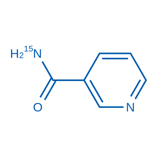 Nicotinamide-N-15N