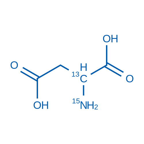 DL-Aspartic acid-2-13C,15N