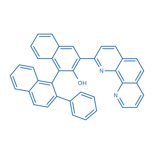 (R)-3-(1,10-Phenanthrolin-2-yl)-2'-phenyl-[1,1'-binaphthalen]-2-ol