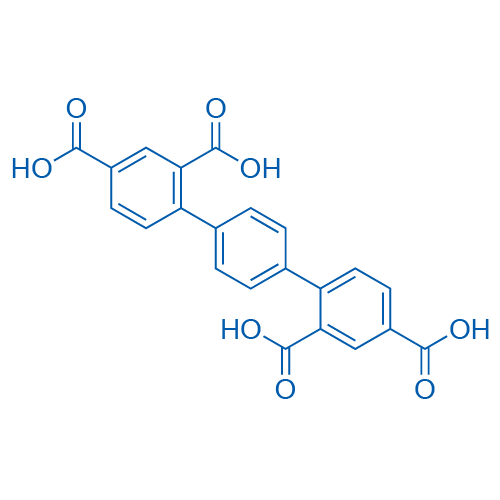 [1,1':4',1''-Terphenyl]-2,2'',4,4''-tetracarboxylic acid