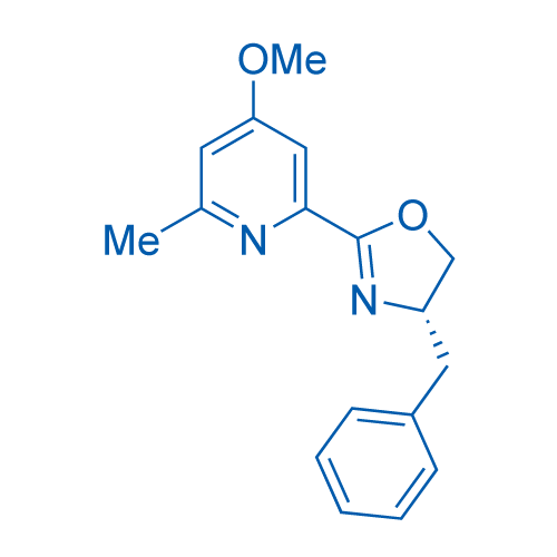 (S)-4-Benzyl-2-(4-methoxy-6-methylpyridin-2-yl)-4,5-dihydrooxazole