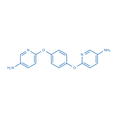 6,6'-(1,4-Phenylenebis(oxy))bis(pyridin-3-amine)