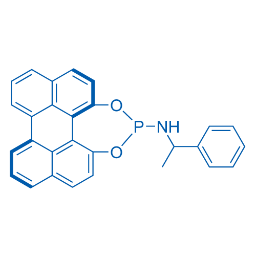 (11bR)N-(1-Phenylethyl)dinaphtho[2,1-d:1',2'-f][1,3,2]dioxaphosphepin-4-amine