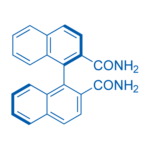 (R)-[1,1'-Binaphthalene]-2,2'-dicarboxamide