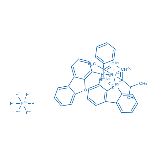 Dbfdtpp-Ru-hexafluorophosphate