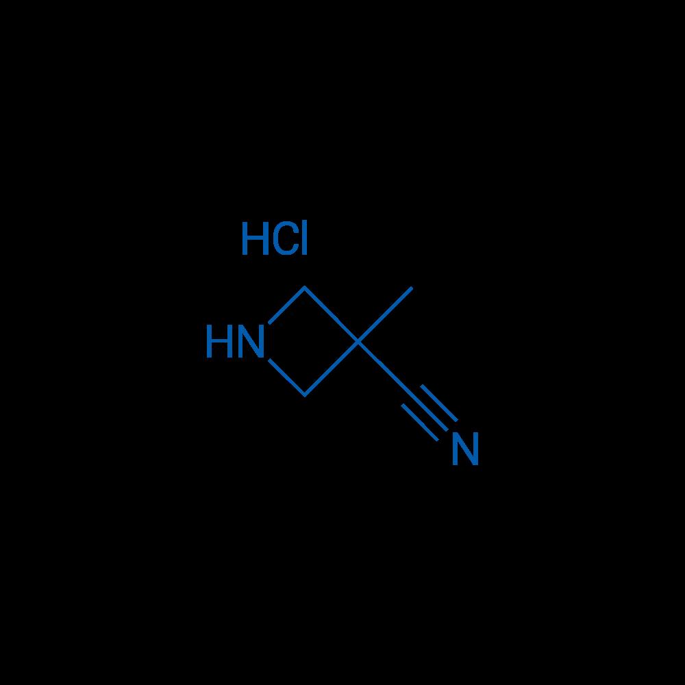 3-Methylazetidine-3-carbonitrile hydrochloride