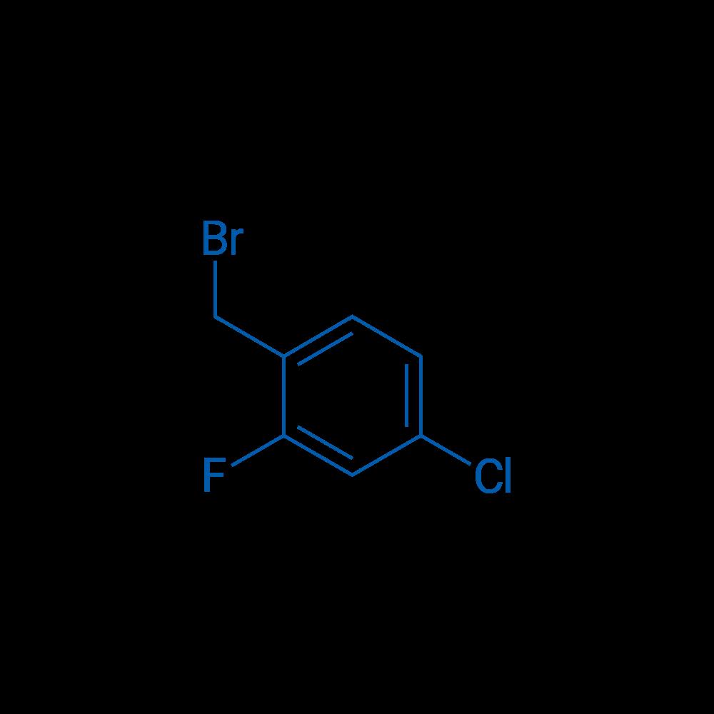 1-(Bromomethyl)-4-chloro-2-fluorobenzene