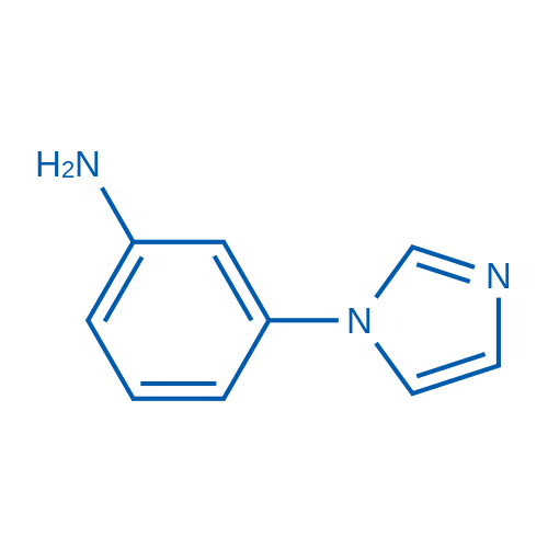 3-(1H-Imidazol-1-yl)aniline