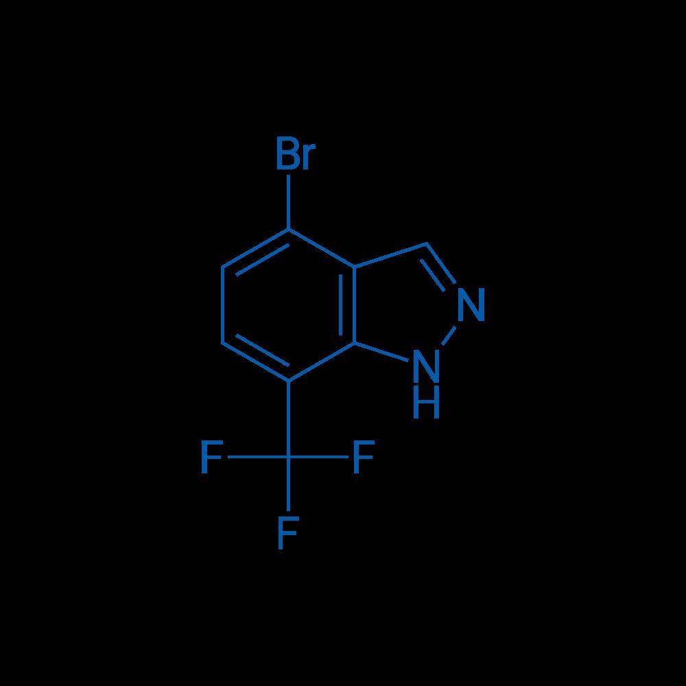 4-Bromo-7-(trifluoromethyl)-1H-indazole