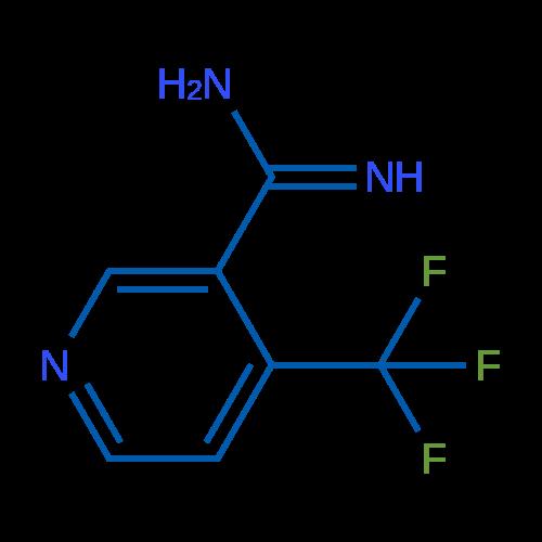 4-(Trifluoromethyl)nicotinimidamide