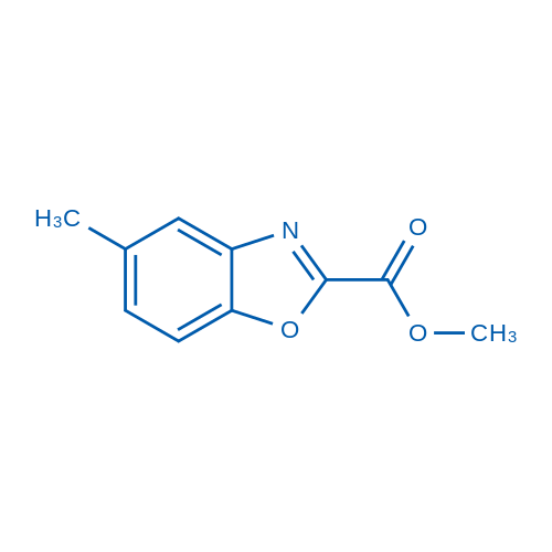 Methyl 5-methylbenzo[d]oxazole-2-carboxylate
