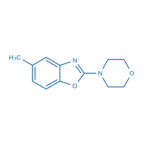 5-Methyl-2-morpholinobenzo[d]oxazole
