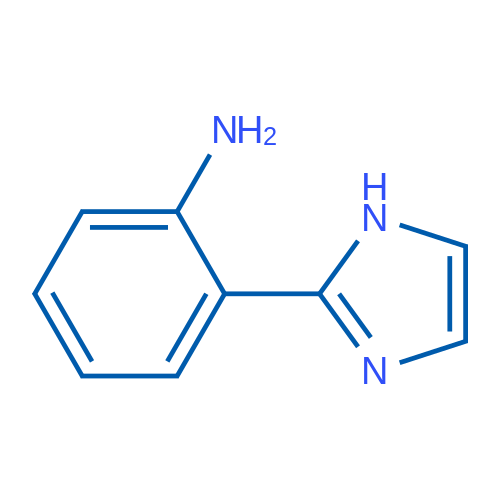 2-(1H-Imidazol-2-yl)aniline