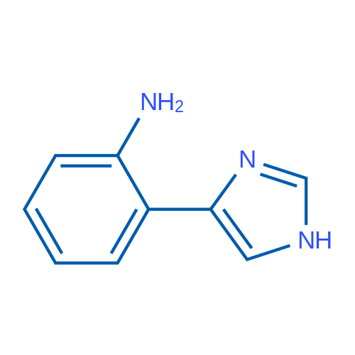 2-(1H-Imidazol-4-yl)aniline