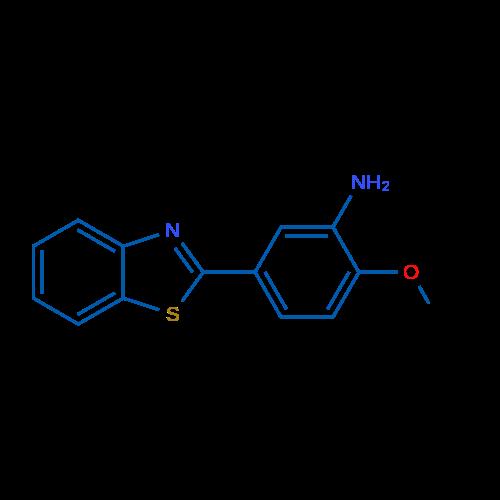 5-(Benzo[d]thiazol-2-yl)-2-methoxyaniline