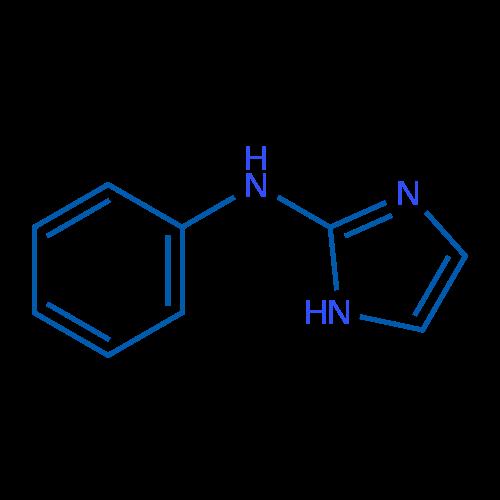N-Phenyl-1H-imidazol-2-amine