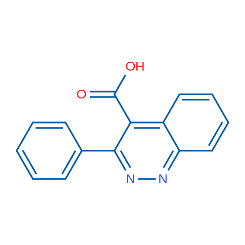 3-Phenylcinnoline-4-carboxylic acid
