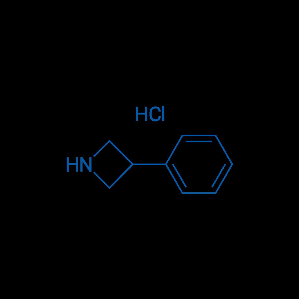 3-Phenylazetidine hydrochloride