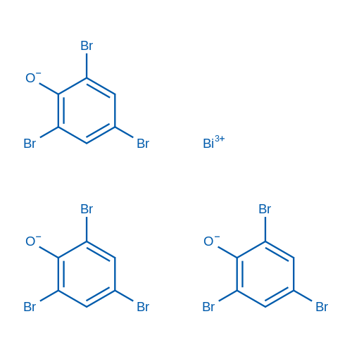 Bismuth(III) 2,4,6-tribromophenolate