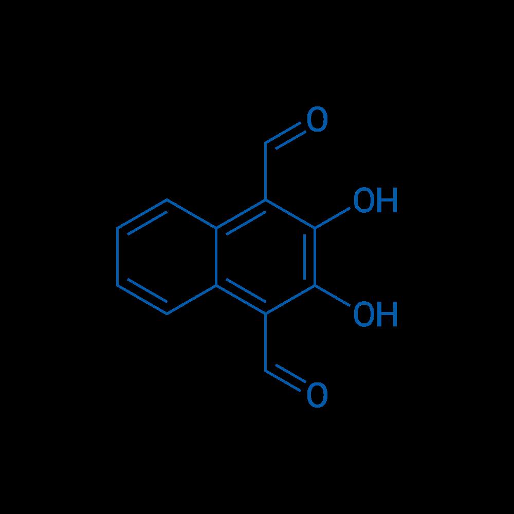 2,3-Dihydroxynaphthalene-1,4-dicarbaldehyde