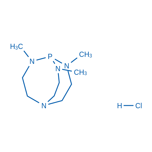 2,8,9-Trimethyl-2,5,8,9-tetraaza-1-phosphabicyclo[3.3.3]undecane hydrochloride