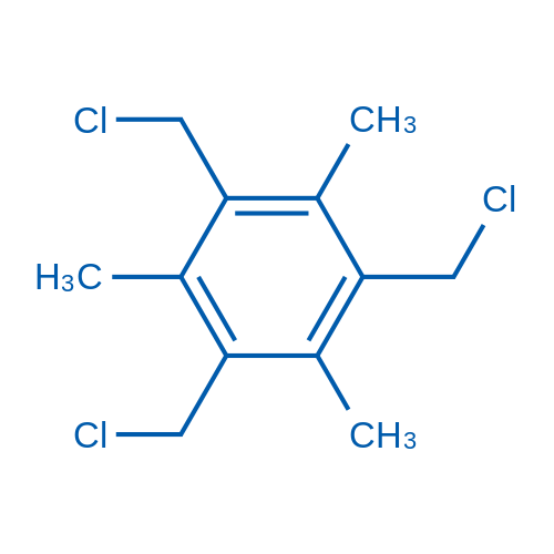 1,3,5-Tris(chloromethyl)-2,4,6-trimethylbenzene
