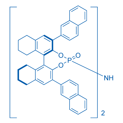 (11bR)-9,10,11,12,13,14,15-octahydro-2,6-di-2-naphthalenyl-N-?[(11bR)-8,9,10,11,12,13,14,15-octahydro-2,6-di-2-naphthalenyl-4-oxidodinaphtho[2,1-d:1',2'-f][1,3,2]?dioxaphosphepin-4-yl]-4-oxide-Dinaphtho[2,1-d:1',2'-f][1,3,2]dioxaphosphepin-4-amine