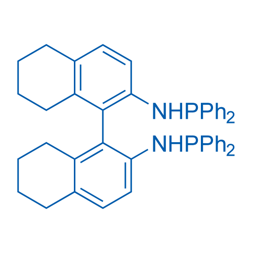 N2,N2'-Bis(diphenylphosphanyl)-5,5',6,6',7,7',8,8'-octahydro-[1,1'-binaphthalene]-2,2'-diamine