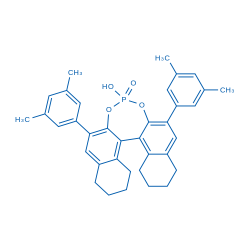 (11bR)-2,6-Bis(3,5-dimethylphenyl)-4-hydroxy-8,9,10,11,12,13,14,15-octahydrodinaphtho[2,1-d:1',2'-f][1,3,2]dioxaphosphepine 4-oxide
