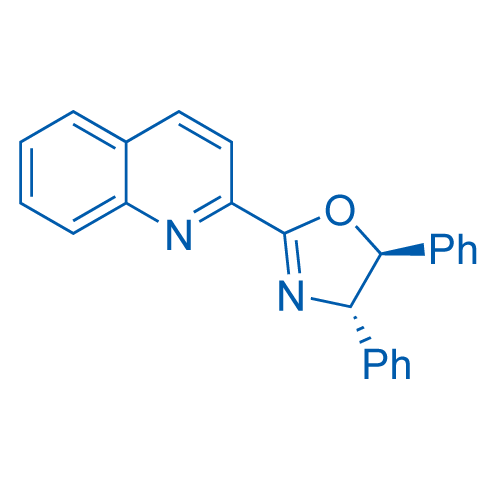 (4S,5S)-4,5-Diphenyl-2-(quinolin-2-yl)-4,5-dihydrooxazole