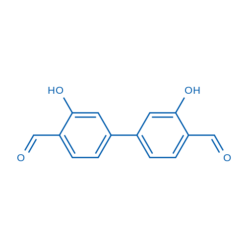 3,3'-Dihydroxy-[1,1'-biphenyl]-4,4'-dicarbaldehyde