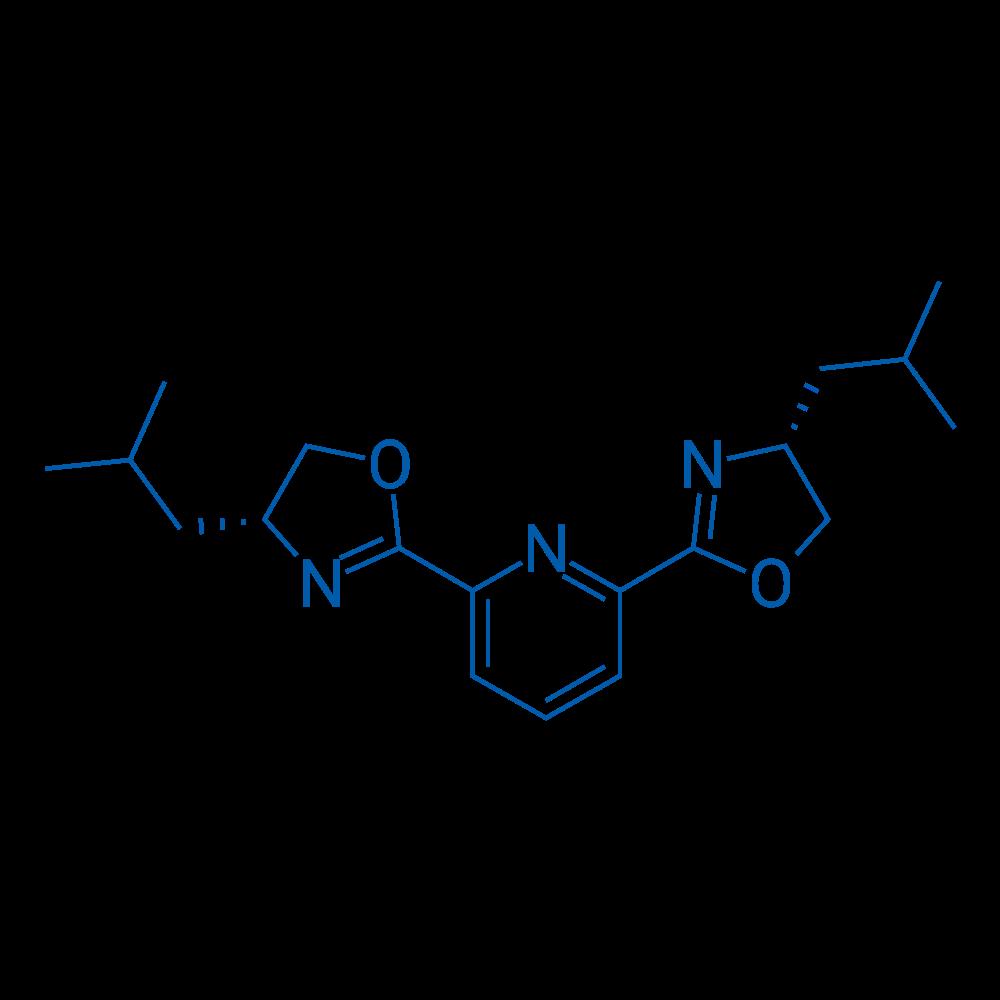 2,6-Bis((R)-4-isobutyl-4,5-dihydrooxazol-2-yl)pyridine