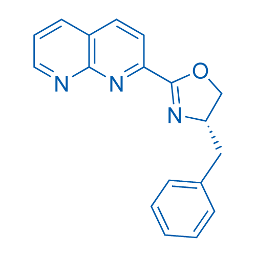 (S)-4-Benzyl-2-(1,8-naphthyridin-2-yl)-4,5-dihydrooxazole