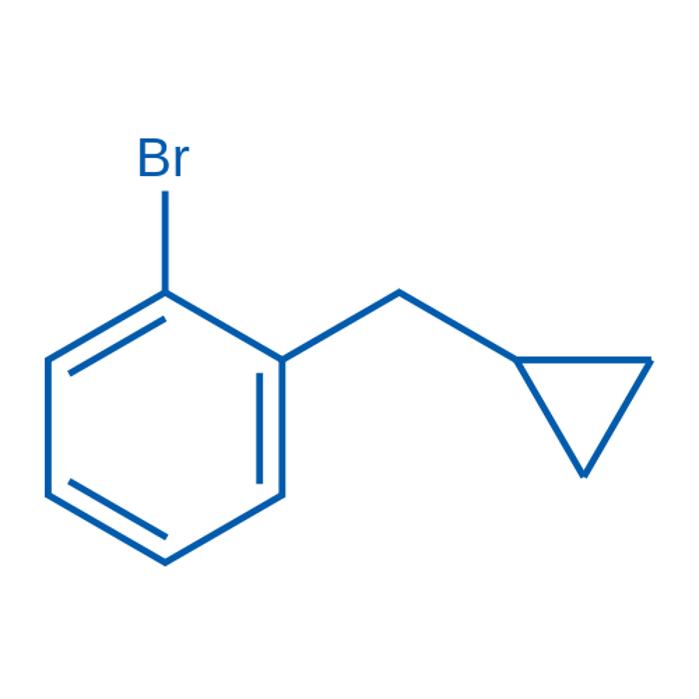 1-Bromo-2-(cyclopropylmethyl)benzene