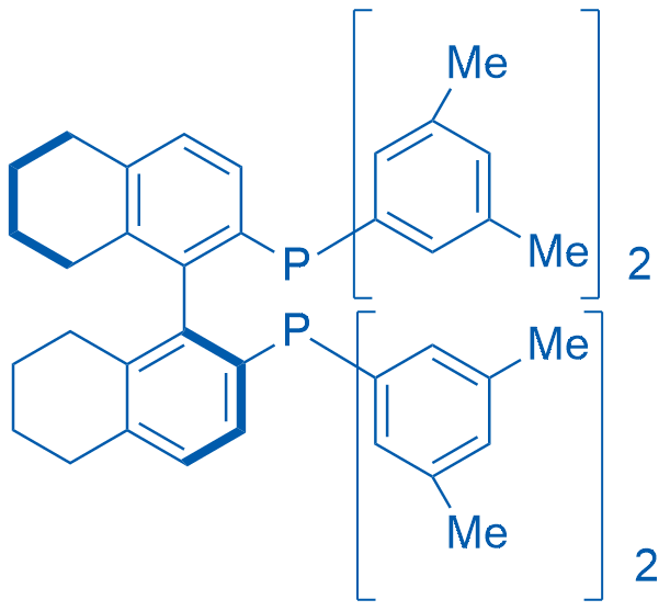 (S)-2,2'-Bis(bis(3,5-dimethylphenyl)phosphino)-5,5',6,6',7,7',8,8'-octahydro-1,1'-binaphthalene