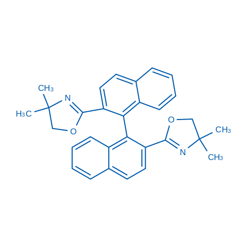 [2,2'-Bis(4,4-dimethyl-4,5-dihydrooxazol-2-yl)-1,1'-binaphthalene