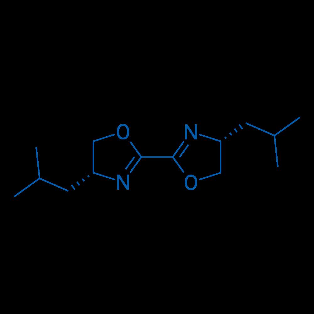 (4R,4'R)-4,4'-Diisobutyl-4,4',5,5'-tetrahydro-2,2'-bioxazole