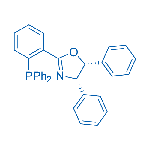 (4S,5R)-2-(2-(Diphenylphosphanyl)phenyl)-4,5-diphenyl-4,5-dihydrooxazole