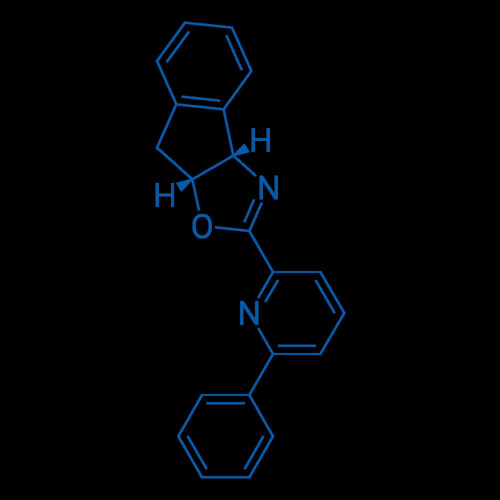 (3aS,8aR)-2-(6-Phenylpyridin-2-yl)-8,8a-dihydro-3aH-indeno[1,2-d]oxazole