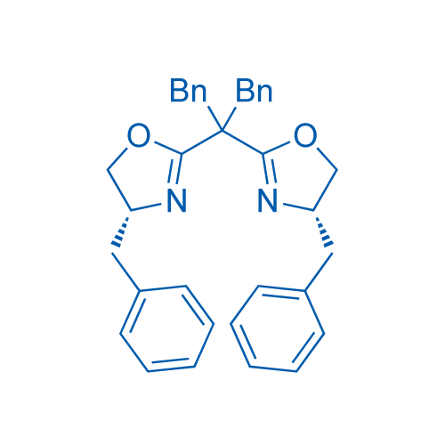 (S)-4-Benzyl-2-(2-((R)-4-benzyl-4,5-dihydrooxazol-2-yl)-1,3-diphenylpropan-2-yl)-4,5-dihydrooxazole